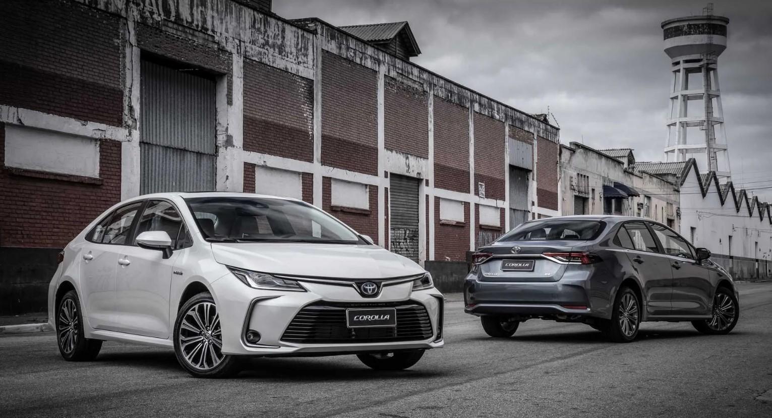 Foto Toyota supera Volkswagen como montadora líder global de vendas em 2020