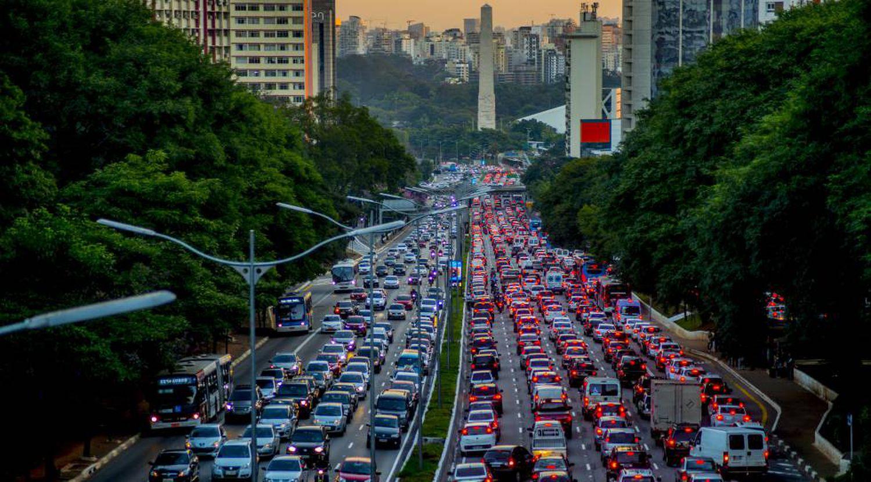 Foto Brasil tem a frota mais velha dos últimos 25 anos